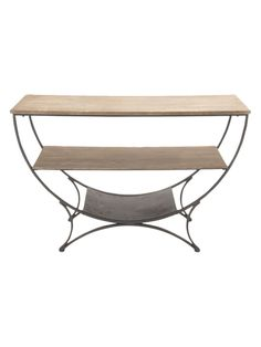 UMA Wooden Console Table