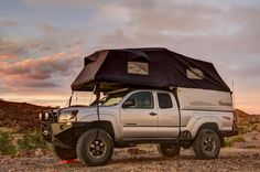 Show us your Toyota tacoma or truck. – Page 292 – Expedition Portal – Camping Toyota Hiace, Toyota Tacoma, Toyota 4runner, Toyota 4x4, Truck Bed Camping, Truck Tent, Off Road Camping, Truck Canopy, Camping Set