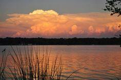 White Rock Lake, Dallas TX.  By Michael Risser