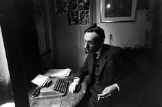 19 - 03 | William S. Burroughs on Writing Routines | Excerpt from a letter written by William S. Burroughs addressed to Allen Ginsberg (Tangiers, 13 December 1954), in which he describes the process of writing the 'skits' or 'routines' that comprise Naked Lunch :  « I am up to my neck in this new work right now plus kicking habit. Besides I don't have a complete MS. In fact I have hardly any of Queer. I still think Roosevelt skit is funny. Sounds to me like Rexroth just doesn't dig what a…