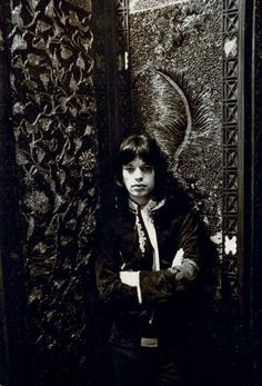 Mick Jagger photographed by Cecil Beaton, 1969.