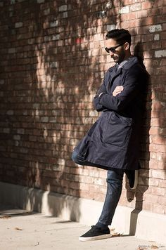 Style Story: Morgan Collett, menswear, Saturdays Surf NYC / Garance Doré