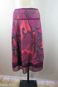 Size XL 16 Katies Ladies A Line Peasant Skirt High TEA Boho Feminine Work Style   eBay