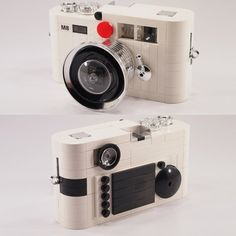 Fancy - LEGO Leica M8 Camera (really this is for me)