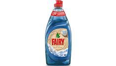 Nueva botella de Fairy, elaborada en su totalidad con plástico reciclado y recogido en playas