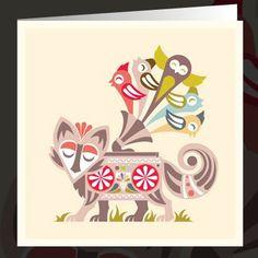 print & pattern: CARDS - melodika