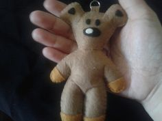 mr. bean's teddy...felt plushies! Plushies, Dinosaur Stuffed Animal, Felt, Toys, Animals, Activity Toys, Felting, Animaux, Stuffed Toys
