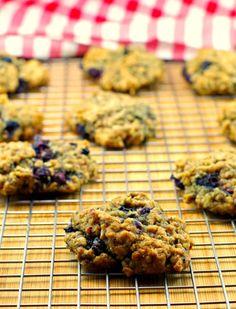 Saskatoon Berry (Juneberry) Oatmeal Cookies – Dan330