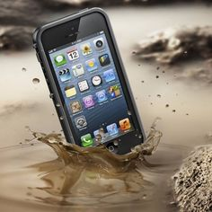 Waterproof Shockproof Dirt Snow Proof Case Cover For iPhone 5 Apple Watch Accessories, Iphone Accessories, Iphone 5 Cases, New Iphone, Iphone Sale, Iphones For Sale, Apple Products, Cool Gadgets, Ipad Mini