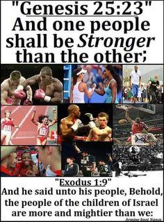 Israelite power!!