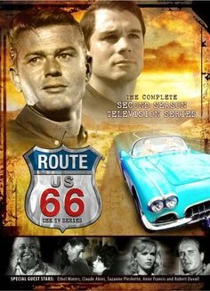 "Route 66 - ""Get your kicks on Route 66"""