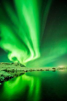 Aurora Borealis - Iceland