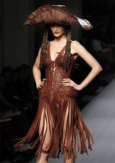 moda cangaço