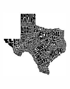 Texas. Gonna transfer this to a canvas for sure!