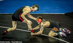 My favorite college wrestler Jordan Oliver 2x NCAA Champ (Oklahoma State)