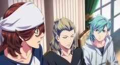 Reiji, Camus and Ai - UtaPri <3