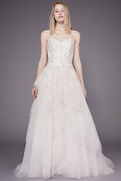 Belle Badgley Mischka Bridal Spring 2016 - Official Website