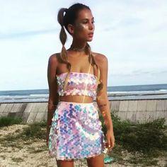 "2,276 Likes, 42 Comments - MOTELROCKS.COM (@motelrocks) on Instagram: "" UNICORN SEQUIN online now and restocked in all sizes! ✨ #motelrocks #unicornsequin…"""