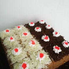 Bolu panggang cokelat keju untuk hantaran, syukuran, arisan dll