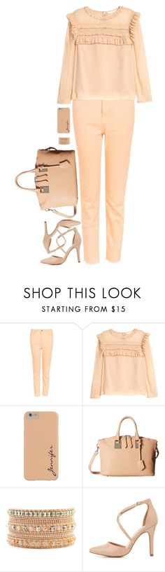 """Untitled #7303"" by miki006 ❤ liked on Polyvore featuring Topshop, London Fog and Charlotte Russe"