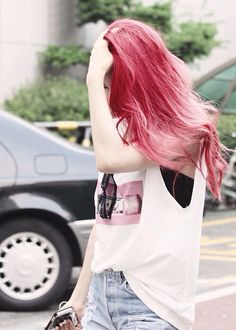 f(x) Krystal Jung hair Krystal Fx, Jessica & Krystal, Kpop Fashion, Daily Fashion, Kpop Girl Groups, Kpop Girls, K Pop, Krystal Jung Fashion, Dream Hair
