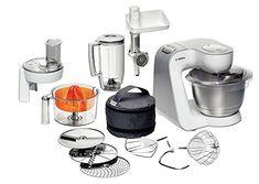 Amazing Bosch MUM54240 Robot De Cuisine 900 W Images