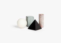 Drink Rocks by Runa Klock for Areaware @designmilk