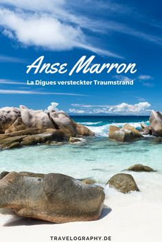Die Tour zur Anse Marron – La Digue