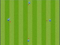 soccer passing fundamental session plans