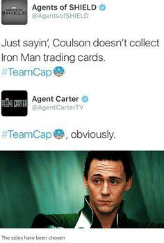 Captain America Civil Wars Team Cap