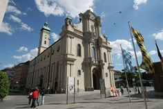 Heiliggeistkirche in München