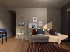 Apartamento Brooklin - Sala