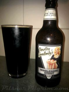 Wye Valley - Dorothy Goodbody's Wholesome Stout