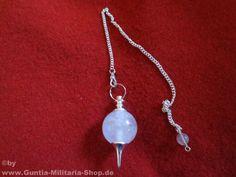 versilbert mit Bergkristallkugel / mehr Infos auf: www.Guntia-Militaria-Shop.de