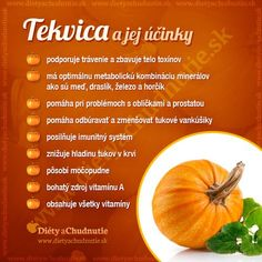 tekvica a jej účinky Raw Food Recipes, Healthy Recipes, Aloe Vera, Natural Health, Cooking Tips, Natural Remedies, Meal Planning, Food And Drink, Health Fitness