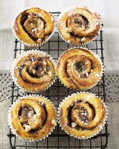 Cinnamon whirls | delicious. magazine