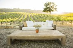 Simple Luxury - Small Hotel - HammerSky Inn, Paso Robles, California-been there! The Places Youll Go, Places To Go, Outdoor Wedding Decorations, Outdoor Decor, Outdoor Furniture, Country Lounge, Paso Robles Wineries, Small Luxury Hotels, Luxury Travel
