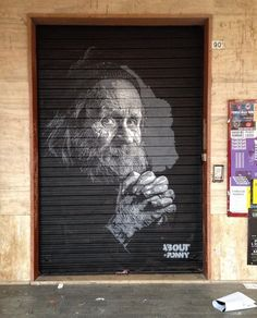 by aboutponny #Bologna #Italy #graffiti #art #arte #streetart #portrait