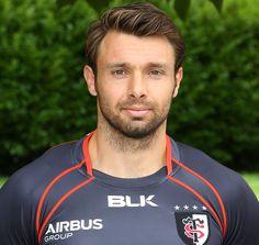 Vincent Clerc, un rugbyman viril