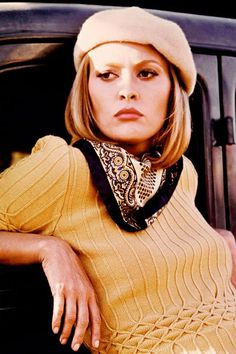 classicblondes:    Faye Dunaway in Bonnie and Clyde (1967)