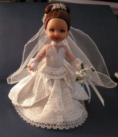 Bride for Shirley DOll.....