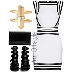 Untitled #172 by mayelin-decire-rodriguez on Polyvore featuring polyvore, fashion, style, Balmain, 10 Crosby Derek Lam and Stella & Dot