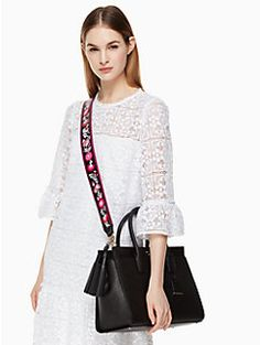 mix it up guitar strap by kate spade new york