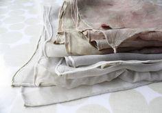 Pure silk scarfs