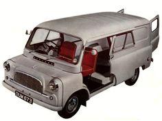 Bedford CA Mk2 Van '1964–69