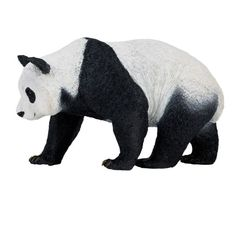 <div>Native to the highlands of China, this gentle giant feeds mostly on bamboo. The model promo...