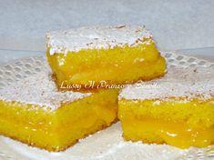 Torta con crema lemon curd per soddisfare la golosità di tutti, non fate mancare questo dolce buonissimo.