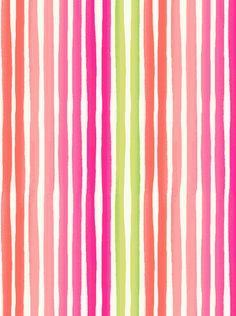 Multi-colored Ombré Stripes. #PrintsbyHUE