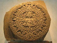 Maya kalender aztec art pinterest maya kalender - Mondkalender heute fenster putzen ...