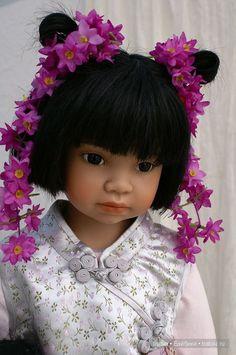 Коллекционные куклы Анжелы Суттер. Новая коллекция / Коллекционные куклы Angela Sutter / Бэйбики. Куклы фото. Одежда для кукол